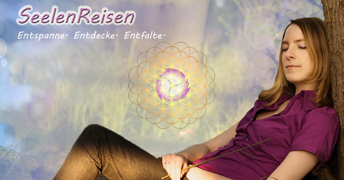 Meditation, Traumreise, Fantasiereise, Entspannung, Stressbewältigung, Seele, meditieren