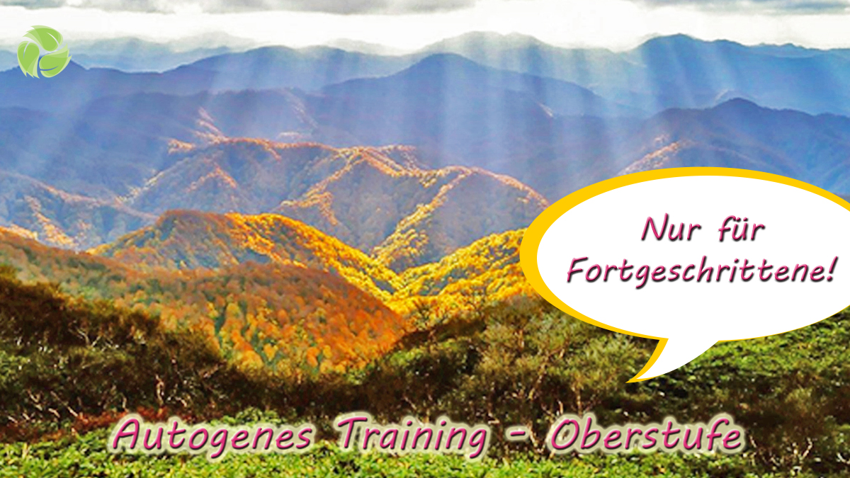 Autogenes Training, Entspannung, Stressbewältigung